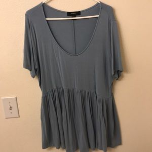 Forever 21 baby doll top